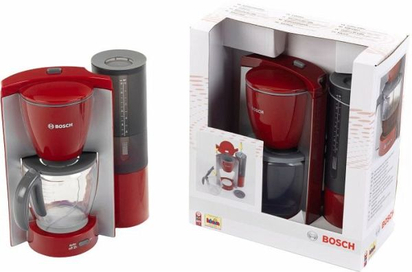 bosch kaffeemaschine rot grau. Black Bedroom Furniture Sets. Home Design Ideas