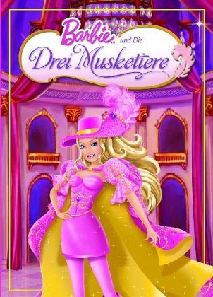 Barbie und Die Drei Musketiere von Amy Wolfram  Buch  buecherde
