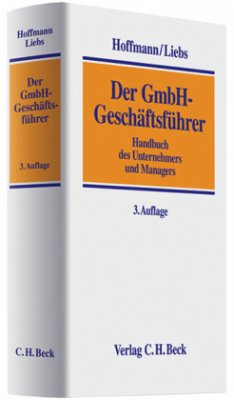 Der GmbH-Geschäftsführer