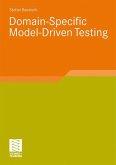 Domain - Specific. Model - Driven Testing