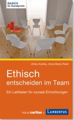 Ethisch entscheiden im Team