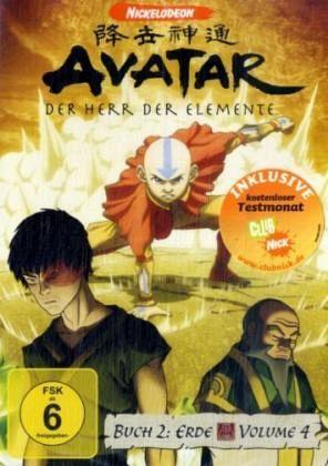 Avatar Der Herr Der Elemente Buch 4