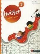 Twister, 3 Educación Primaria - Blair, Alison Margaret Cadwallader, Jane Patricia
