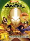 Avatar - Der Herr der Elemente, Das komplette Buch 2: Erde (4 DVDs)