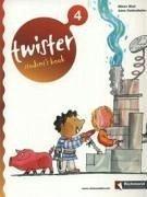 Twister, 4 Educación Primaria - Blair, Alison Margaret Cadwallader, Jane Patricia