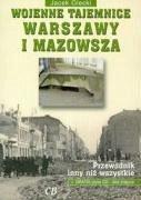 Wojenne tajemnice Warszawy i Mazowsza + CD - Olecki, Jacek