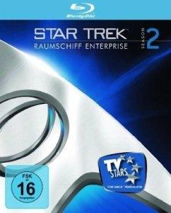 Star Trek - Raumschiff Enterprise - Staffel 2 - Remastered BLU-RAY Box - Walter König,George Takei,Deforest Kelley