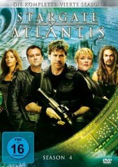 Stargate Atlantis - Season 4 (5 DVDs)