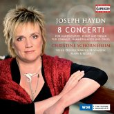Konzerte F.Cembalo,Hammerklavier Und Orgel