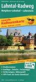PublicPress Leporello Radtourenkarte Lahntal-Radweg, Netphen-Lahnhof - Lahnstein