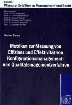 Metriken zur Messung von Effizienz und Effektiv...