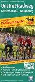 PublicPress Leporello Radwanderkarte Unstrut-Radweg