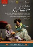 Leonardo, Leo - L'Alidoro (2 DVDs, NTSC)