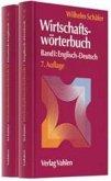 Wirtschaftswörterbuch Deutsch-Englisch / Englisch-Deutsch