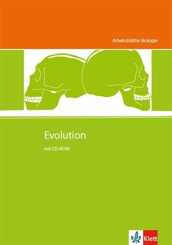 arbeitsbl tter biologie neu evolution kopiervorlagen schulb cher portofrei bei b. Black Bedroom Furniture Sets. Home Design Ideas