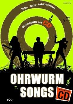 Ohrwurm-Songs, m. Audio-CD