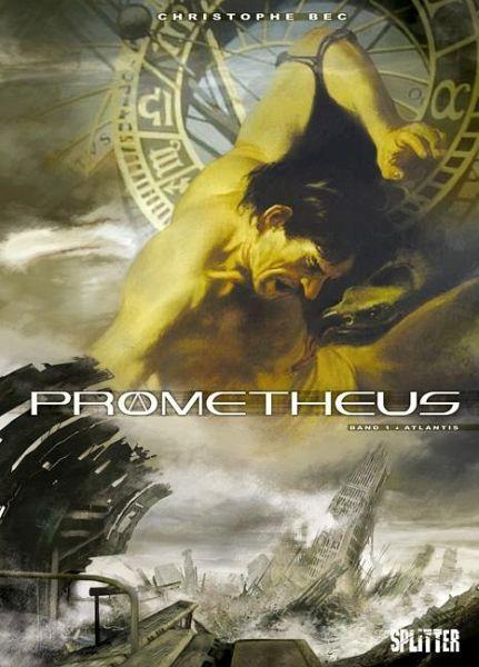 Atlantis / Prometheus Bd.1 - Bec, Christophe