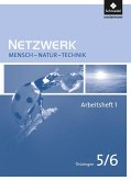 Netzwerk Mensch Natur Technik 1. Arbeitsheft. Thüringen