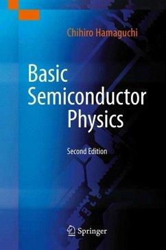 Basic Semiconductor Physics - Hamaguchi, Chihiro