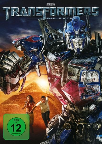 Transformers 2 - Die Rache (DVD) - Josh Duhamel,Megan Fox,Tyrese Gibson,Shia Labeouf