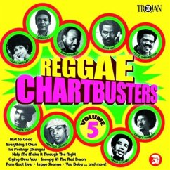 Reggae Chartbusters Vol.5 - Diverse
