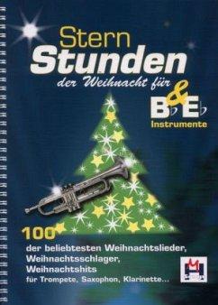 Sternstunden der Weihnacht, für Bb/Eb-Instrumente