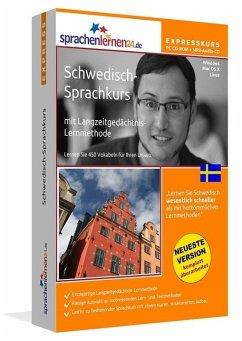Schwedisch-Expresskurs, PC CD-ROM m. MP3-Audio-CD