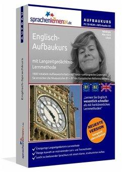 Englisch-Aufbaukurs, PC CD-ROM m. MP3-Audio-CD