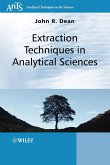 Extraction Techniques in Analytical