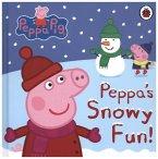 Peppa Pig: Peppa's Snowy Fun