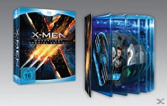 X-Men Quadrilogy: X-Men 1-3 & Origins: Wolverine Special Edition
