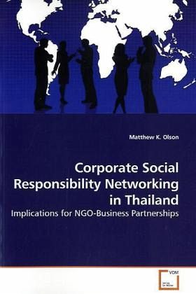 Corporate Social Responsibility Networking in Thailand