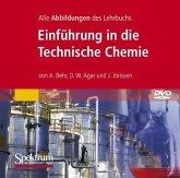 """Alle Abbildungen des Lehrbuchs """"Einführung in die Technische Chemie"""", DVD-ROM"""