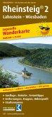 PublicPress Wanderkarte Rheinsteig, 20 Teilktn.