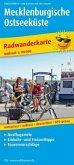 PublicPress Radwanderkarte Mecklenburgische Ostseeküste