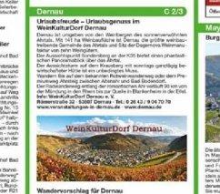 PublicPress Rad- und Wanderkarte Bad Neuenahr-A...