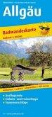 PublicPress Radwanderkarte Allgäu
