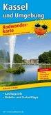 PublicPress Radwanderkarte Kassel und Umgebung