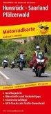 PublicPress Motorradkarte Hunsrück - Saarland - Pfälzerwald