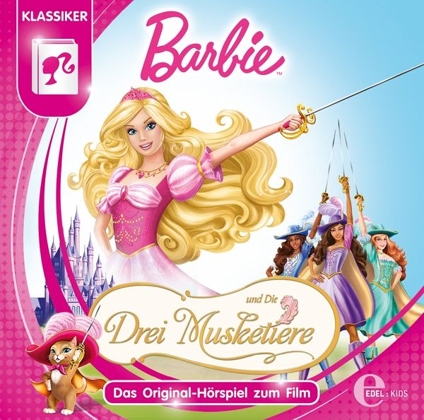 Barbie und die Drei Musketiere 1 AudioCD  Hrbuch  buecherde