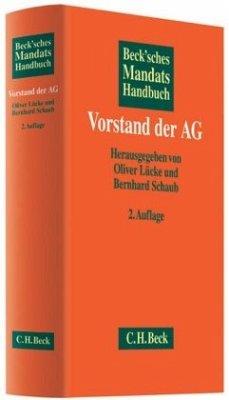 Beck´sches Mandatshandbuch Vorstand der AG