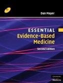 Essential Evidence-Based Medicine [With CDROM]