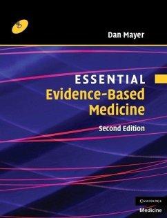 Essential Evidence-Based Medicine [With CDROM] - Mayer, Dan