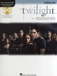 Twilight, for Violin, w. Audio-CD