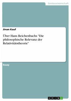 Über Hans Reichenbachs