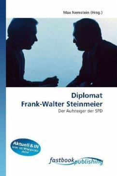 Diplomat Frank-Walter Steinmeier