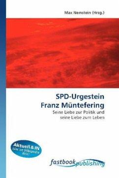 SPD-Urgestein Franz Müntefering