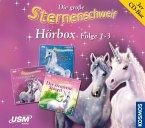Die große Sternenschweif Hörbox / Sternenschweif Bd.1-3 (3 Audio-CDs)