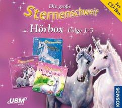 Die große Sternenschweif Hörbox / Sternenschweif Bd.1-3 (3 Audio-CDs) - Chapman, Linda