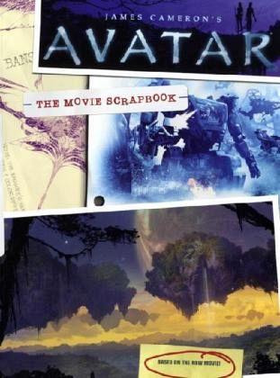 avatar the movie scrapbook englisches buch buecherde